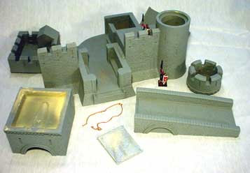 Great Hall Section Parts image
