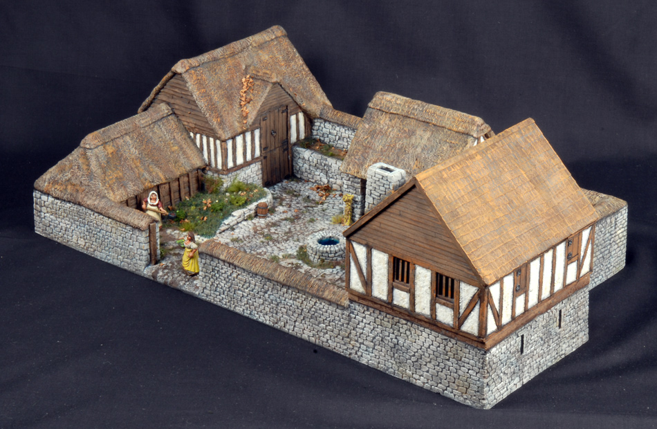 Hudson allen 25 mm scenic products for Fortified house plans