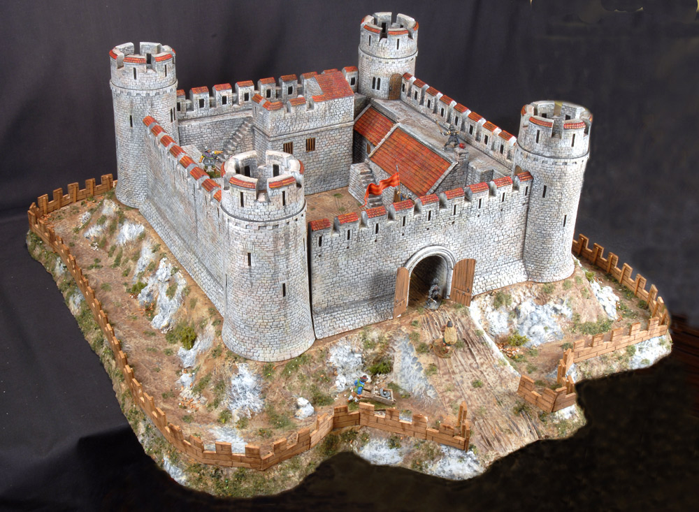 Standard Castle Painted1 image