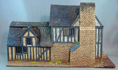 Hudson Amp Allen Studio 25mm Scale Model Late Medieval
