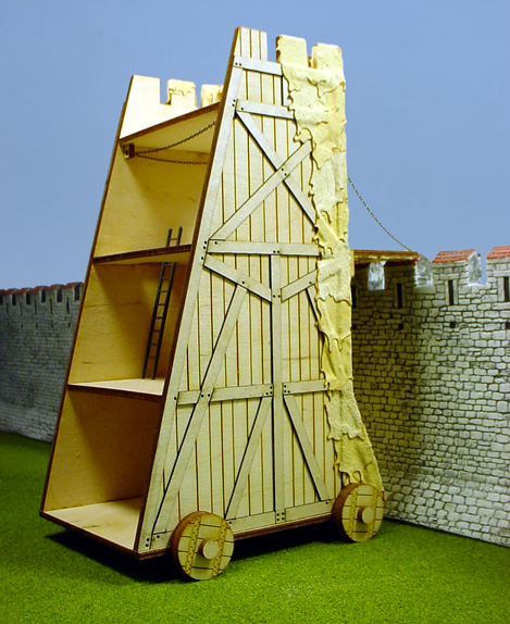 Siege Tower at Wall image